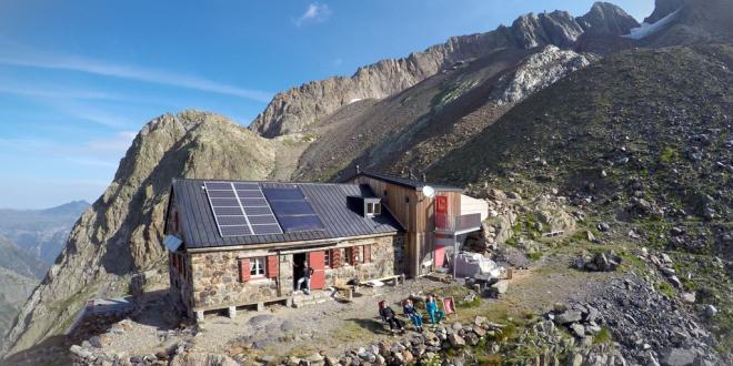 Trifthütte in 4k